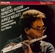 REINECKE - Nicolet - Concerto pour flûte et orchestre en ré majeur op.28