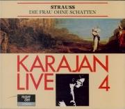STRAUSS - Karajan - Femme sans ombre (La) (Die Frau ohne Schatten)