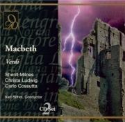 VERDI - Böhm - Macbeth, opéra en quatre actes (version italienne) live Wien, 1970