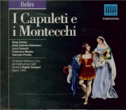 BELLINI - Campori - I Capuleti e i Montecchi (Les Capulets et les Montai Live Napoli 03 - 1995