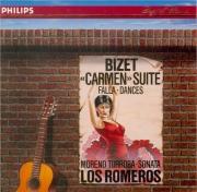 BIZET - Los Romeros - Carmen Suite