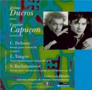 DEBUSSY - Ducros - Sonate pour violoncelle et piano en ré mineur L.135