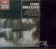 BRUCKNER - Wand - Symphonie n°8 en ut mineur WAB 108