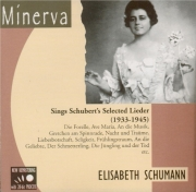 Schubert's Selected Lieder