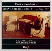 CHOSTAKOVITCH - Mravinsky - Symphonie n°6 op.54