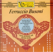 LISZT - Busoni - Feux-follets (Irrlichter), pour piano en si bémol majeu