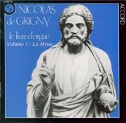 Le livre d'orgue Vol.1 : la Messe