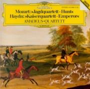 MOZART - Amadeus Quartet - Quatuor à cordes n°17 en si bémol majeur K.45