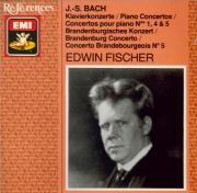 BACH - Fischer - Concerto pour clavecin et cordes n°1 en ré mineur BWV.1
