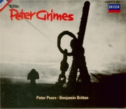 BRITTEN - Britten - Peter Grimes, opéra op.33
