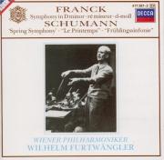 FRANCK - Furtwängler - Symphonie pour orchestre enrémineur FWV.48