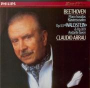 BEETHOVEN - Arrau - Sonate pour piano n°21 op.53 'Waldstein'