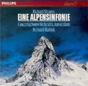 STRAUSS - Haitink - Eine Alpensinfonie, pour grand orchestre op.64