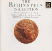 SAINT-SAËNS - Rubinstein - Concerto pour piano n°2 op.22