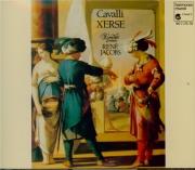 CAVALLI - Jacobs - Xerse (Edition sans livret) Edition sans livret