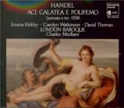 HAENDEL - Medlam - Aci, Galatea e Polifemo, masque HWV.72