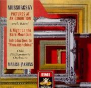 MOUSSORGSKY - Jansons - Tableaux d'une exposition (Les)