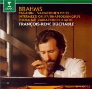BRAHMS - Duchable - Vingt-huit variations sur un thème de Paganini, pour
