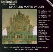 WIDOR - Fagius - Symphonie n°6