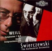 WEILL - Swierczewski - Symphonie n°1