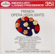 French Opera Highlights