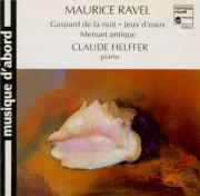 RAVEL - Helffer - Pavane pour une infante défunte, pour piano en sol maj