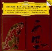BRAHMS - Abbado - Ein deutsches Requiem (Un Requiem allemand), pour soli