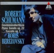 SCHUMANN - Berezovsky - Davidsbündlertänze (Danses des membres de la Con