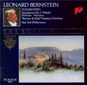 TCHAIKOVSKY - Bernstein - Symphonie n°3 en ré majeur op.29 'Polonaise'
