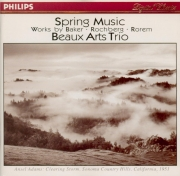ROREM - Beaux Arts Trio - Spring music