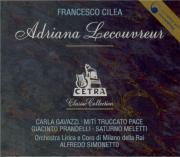 CILEA - Simonetto - Adriana Lecouvreur