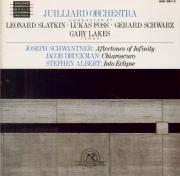 ALBERT - Juilliard Orche - Into Eclipse