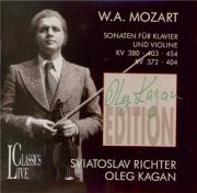 Oleg Kagan Edition vol.3