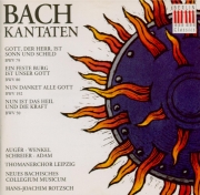 BACH - Rotzsch - Gott der Herr ist Sonn und Schild, cantate pour soliste