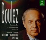 BOULEZ - Boulez - Pli selon pli