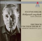 EISLER - Fischer-Dieskau - Das Hollywood Liederbuch