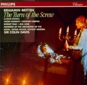 BRITTEN - Davis - The turn of the screw (Le tour d'écrou), opéra op.54
