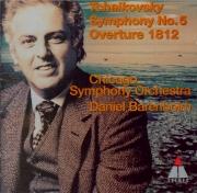 TCHAIKOVSKY - Barenboim - Symphonie n°5 en mi mineur op.64