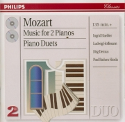 Music for Two Pianos & Piano Duets