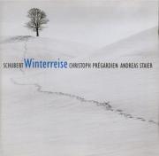 SCHUBERT - Prégardien - Winterreise (Le voyage d'hiver) (Müller), cycle