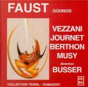 GOUNOD - Busser - Faust
