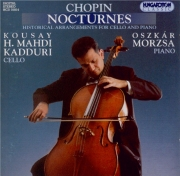 Nocturnes (Arrangements for Cello and Piano)