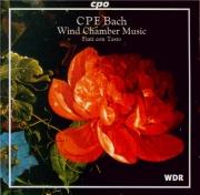 BACH - Fiati con Tasto - Sonate pour flûte et clavecin