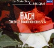 BACH - Britten - Concerto brandebourgeois n°5 BWV 1050
