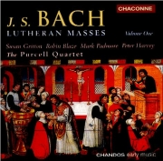 Lutheran Masses Vol.1