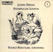 Complete Solo Keyboard Music Vol.1: Auenbrugger Sonatas