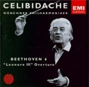 BEETHOVEN - Celibidache - Symphonie n°6 op.68 'Pastorale'