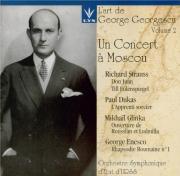 Un concert à Moscou