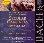 Secular Cantatas Vol.65