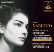 VERDI - Gui - Nabucco, opéra en quatre actes (live Napoli 1949) live Napoli 1949